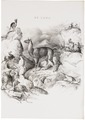 Auchenia lama - 1700-1880 - Print - Iconographia Zoologica - Special Collections University of Amsterdam - UBA01 IZ21600099.tif