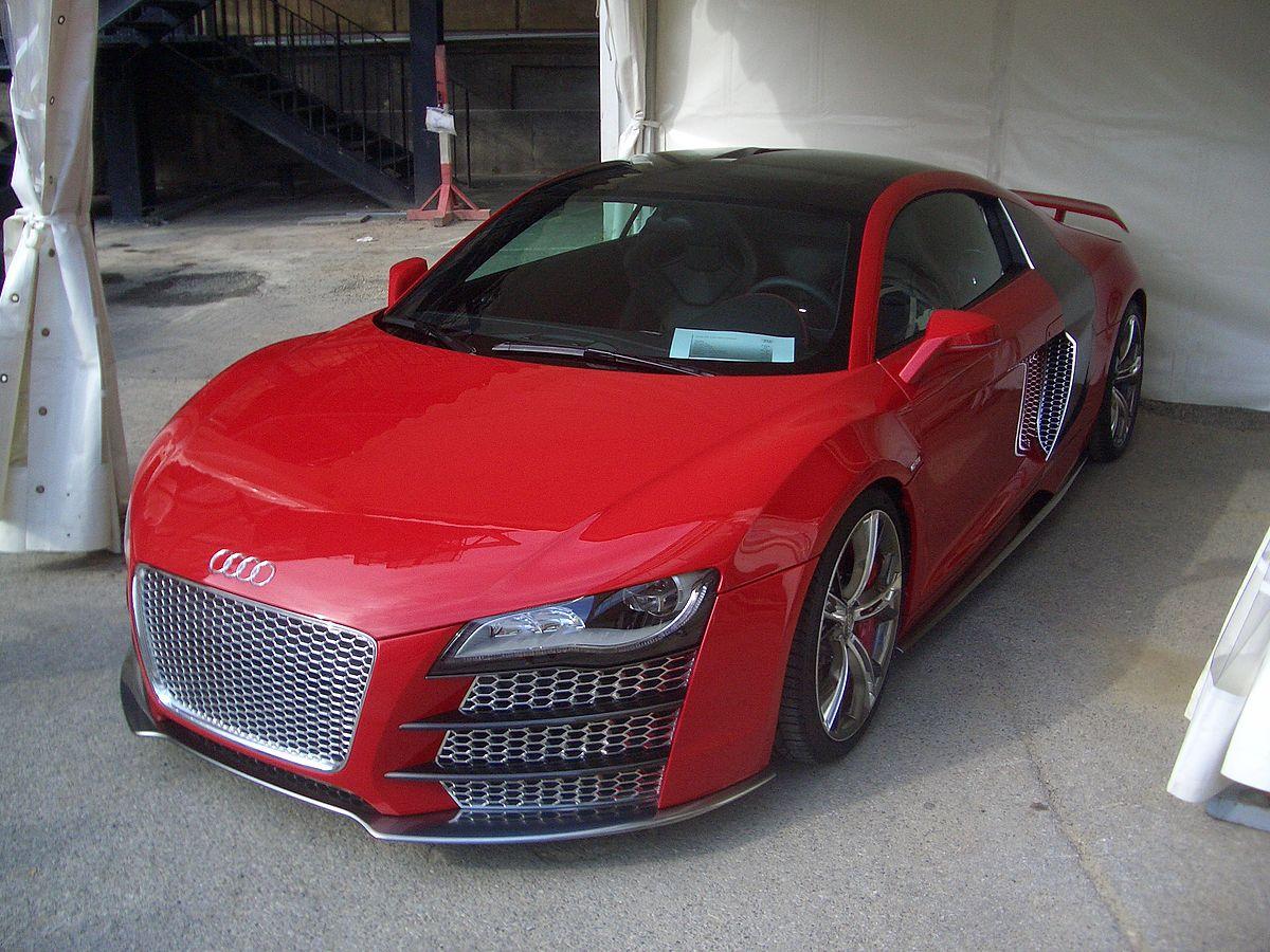 Audi concept car wiki