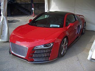 Audi R8 - Audi R8 TDI Le Mans