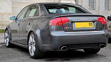 Audi RS 4 - Wikipedia