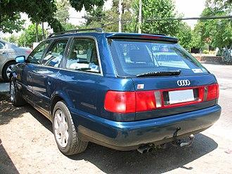Audi S6 - S6 Avant