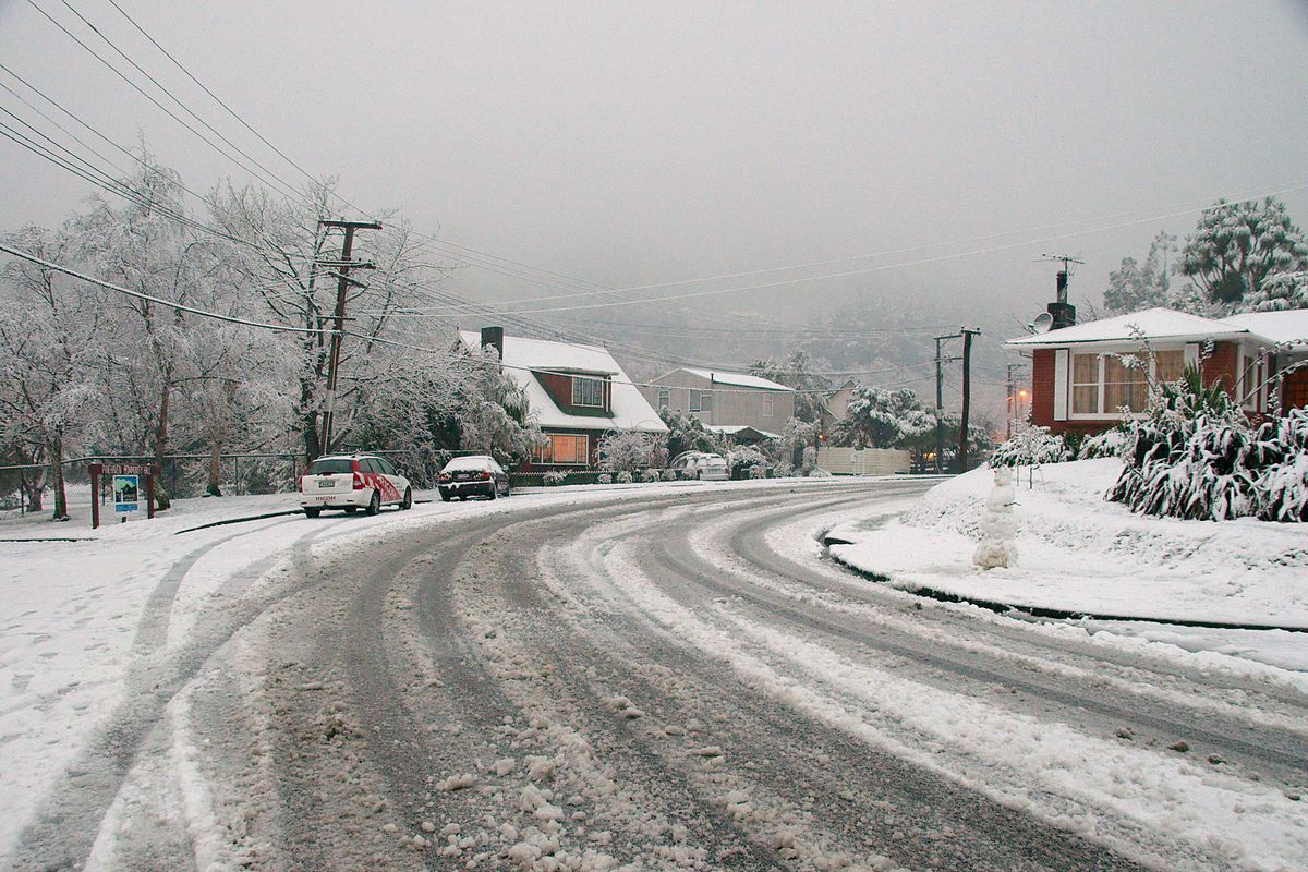2011 New Zealand Snowstorms