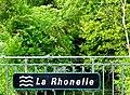 Aulnoye lez Valenciennes pont sur la Rhonelle.jpg