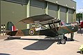 Auster 4 NJ695 (G-AJXV) Little Lulu (6238193287).jpg