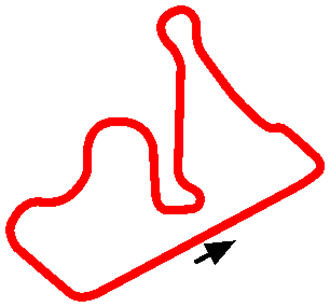 Autódromo Internacional de Santa Cruz do Sul - Image: Autodromo santa cruz do sul