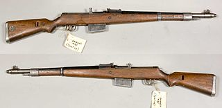 Gewehr 41 Type of Battle rifle