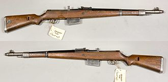 Gewehr 41 - Gewehr 41 (Walther version)