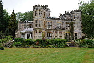 St Ives, Dorset - Avon Castle