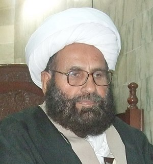 Muhammad Hussain Najafi - Image: Ayatollah Najafi