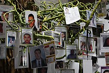Forced disappearance - Wikipedia
