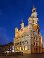 Ayuntamiento, Poznan, Polonia, 2014-09-18, DD 58-60 HDR.jpg