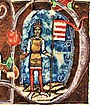 Béla III (Chronicon Pictum 122).jpg