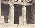 Béni-Haçan, Architecture Hypogéene - Tombeau d'Amoneï MET DP71365.jpg
