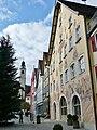 Bürgermeisteramt und Stadtverwaltung im Rathaus von Horb am Neckar (nach Brand 1733-1765 wieder aufgebaut) - panoramio.jpg