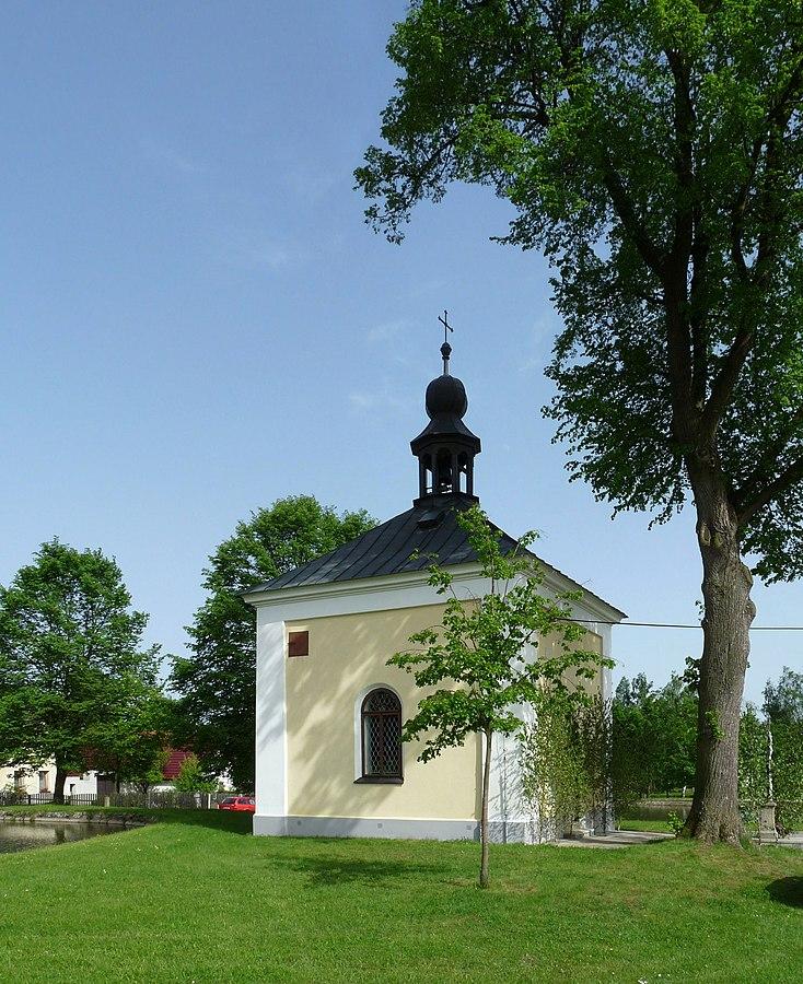 Březina (Jindřichův Hradec District)