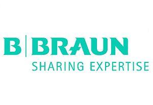 B. Braun Melsungen - Image: B. Braun logo