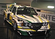 bmw art car � wikipedia