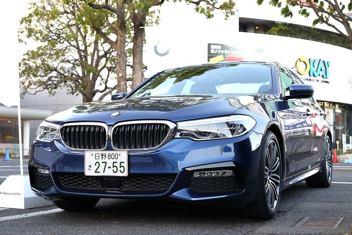 Px Bmw I By Japan Specification