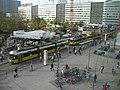 BVG tram stop Alexanderplatz 03.JPG