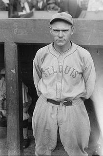 Baby Doll Jacobson American baseball player