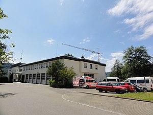 Bad Säckingen - Deutsches Rotes Kreuz, Rot-Kreuz-Straße 4 (2012).JPG
