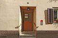 Bad Säckingen Fischergasse 12 Haus Fischerzunft Eingang.jpg