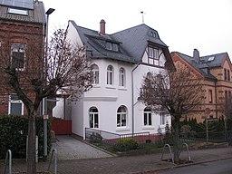 Bahnhofstraße in Idstein