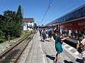 Bahnsteig - Bernau am Chiemsee - geo.hlipp.de - 26615.jpg