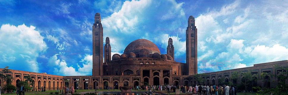 Bahria Mosque Lahore