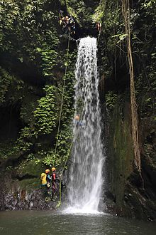 Canyoning Wikip 233 Dia A Enciclop 233 Dia Livre