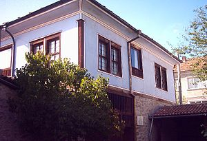 Batak, Bulgaria - The Balinova house.