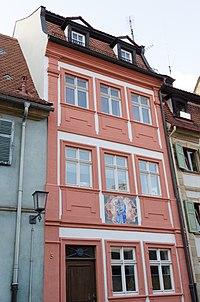 Bamberg, Kasernstraße 5, 20150911-001.jpg
