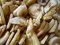 Banano ĉizumas (deproksima foto).jpg