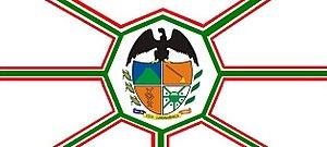 Cota, Cundinamarca - Image: Bandera cota