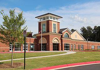 Panthersville, Georgia CDP in Georgia, United States