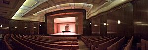 Barber Institute of Fine Arts - The Barber Concert Hall