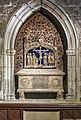 Barcelona Cathedral Interior - Capilla de Santa Lucía-Sepulcro del canónigo Francesc de Santa Coloma.jpg