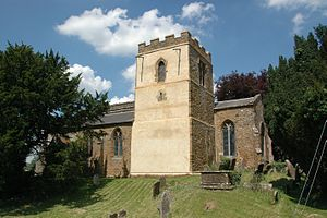 Barford St. Michael - Image: Barford St Michael Church South
