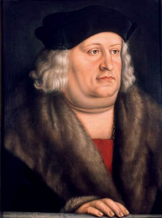 Albert IV, Duke of Bavaria - Albert IV by Barthel Beham (15th century)