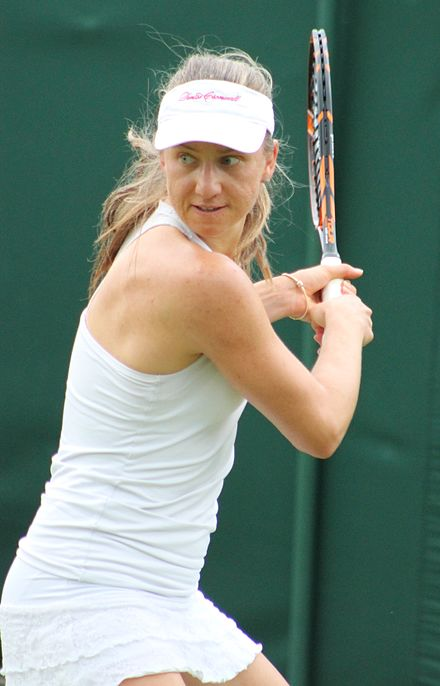 Barthel at the 2014 Wimbledon Championships Barthel WM14 (1) (14640361931).jpg