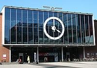 Halle 2 des Messezentrums Basel