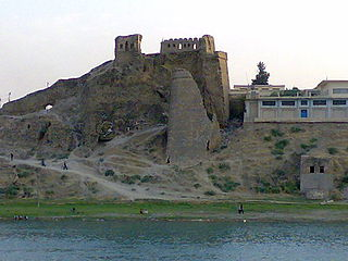 Bash Tapia Castle castle in Iraq