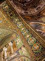 Basilica of San Vitale - triumphal arch mosaics.jpg