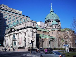 Church in Montreal, Quebec