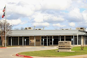 Bastrop Independent School District - Image: Bastrop tx isd hq