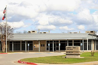 Bastrop, Texas - Bastrop ISD headquarters
