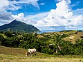 Batanes Protected Landscapes and Seascapes Mt. Iraya as seen from Tukon Church.jpg