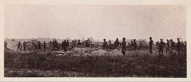 Battery B 1st Pennsylvania Light Artillery Wikipedia