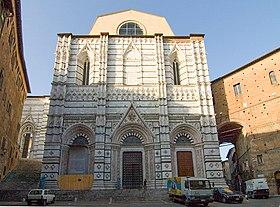 圣若望洗礼堂 (锡耶纳)