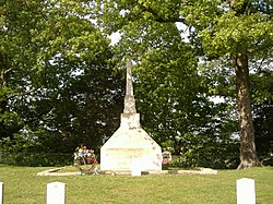Battle of Tebb's Bend Monument.jpg